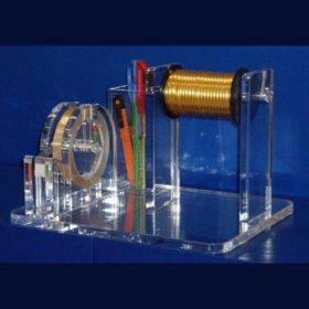 Porta attrezzi plexiglass per confezioni pacchi regalo