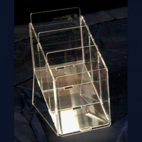 Portadepliant plexiglass multitasche