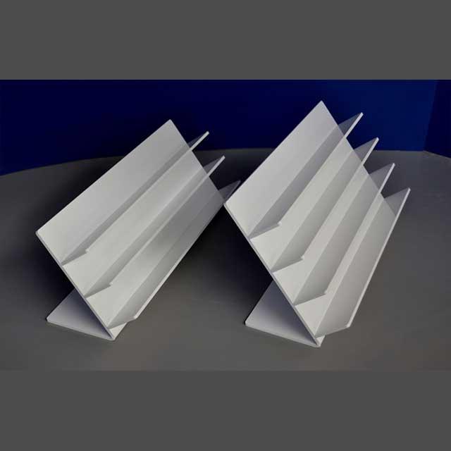 Espositori porta occhiali plexiglass a scaletta ludovic for Plexiglass arredamento