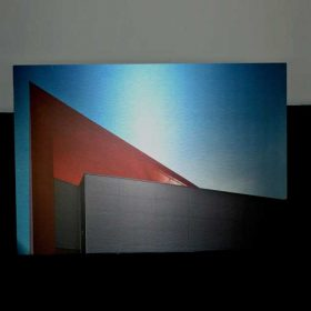 Cadre decor impression aluminium composite