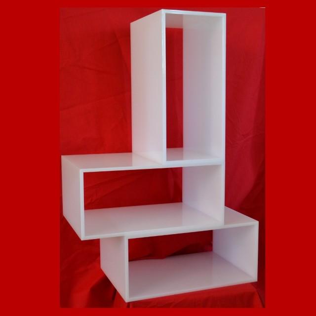 cubi modulari plexiglass componibili ludovic plexiglass