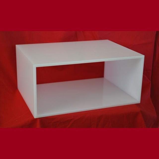 Cubi modulari plexiglass componibili ludovic plexiglass for Plexiglass arredamento