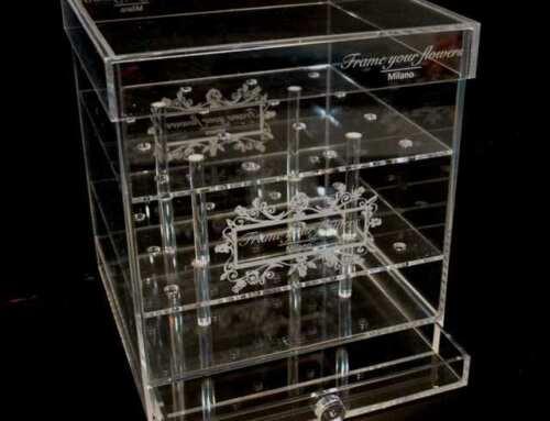 Scegliere un espositore in plexiglass